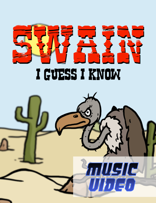SWAIN - I guess i know | Music-Video
